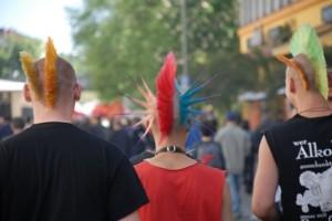 drei punker